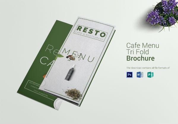 mccafe menu design