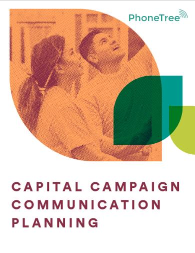 modern fundraising communication planning