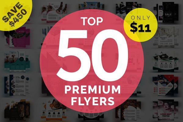 Premium Construction Flyer Bundle