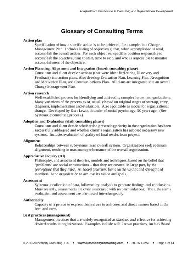 printable consulting project plan in pdf