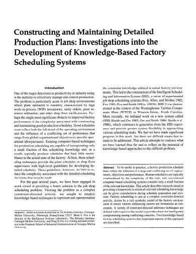 professional production schedule in pdf
