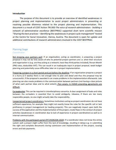 15+ Project Implementation Plan Templates - Google Docs ...