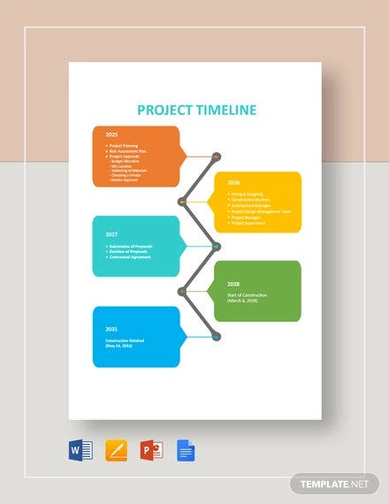 Timeline Template 68 Free Word Excel Pdf Ppt Psd Google Docs Apple Pages Format Download Free Premium Templates