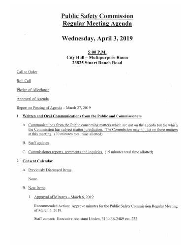 15  safety meeting agenda templates in pdf