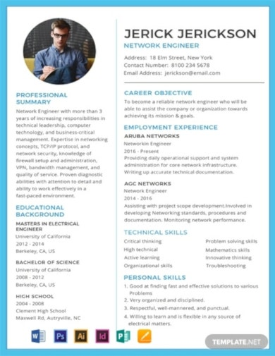 remarkable job resume template