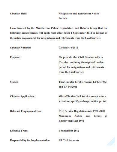 resignation notice in pdf format