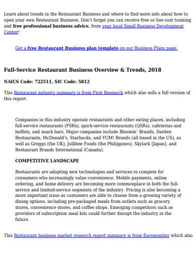 restaurant-sales-plan-example