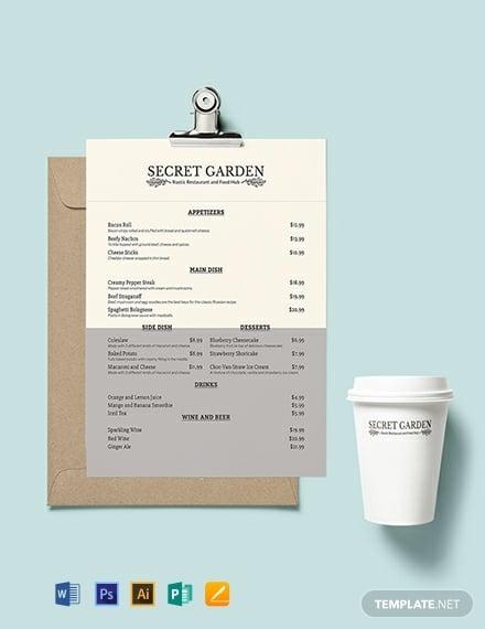 rustic restaurant menu template 440x570 1