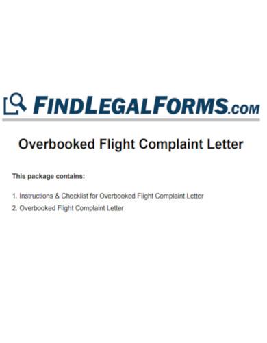 10 Travel Complaint Letter Templates Word Pdf Free Premium Templates