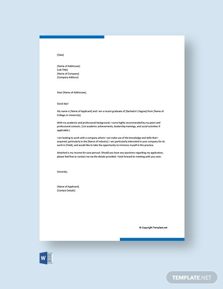 self recommendation letter 4