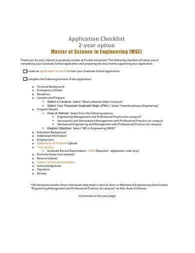 simple-college-application-checklist