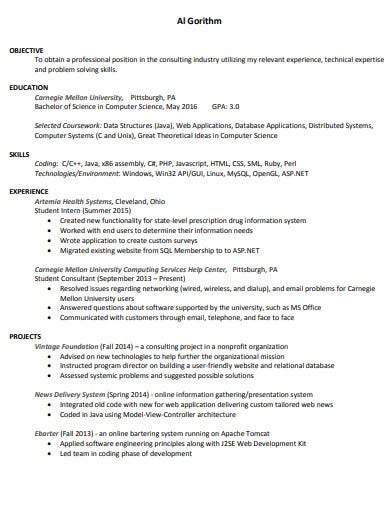 simple-college-graduate-resume-template