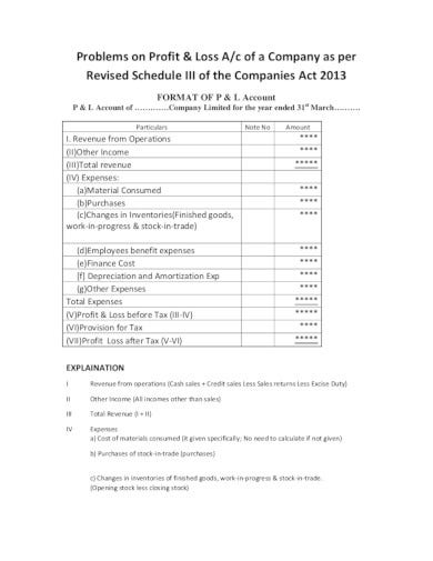 simple company schedule template