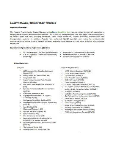 simple-consulting-resume-template
