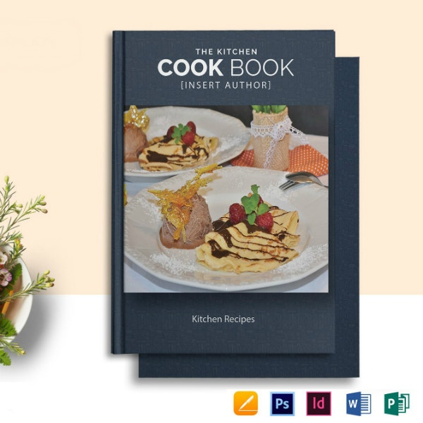 10 Restaurant Recipe Book Templates Ms Word Pages