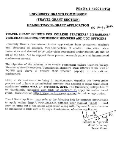 specific travel grant proposal template