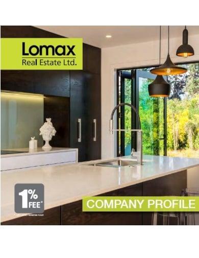 standard real estate advertising template