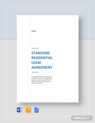 standard-residential-lease-agreement