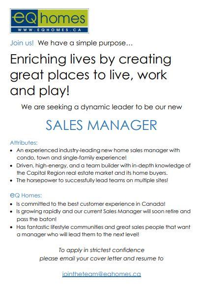 standard real estate sales manager job description template