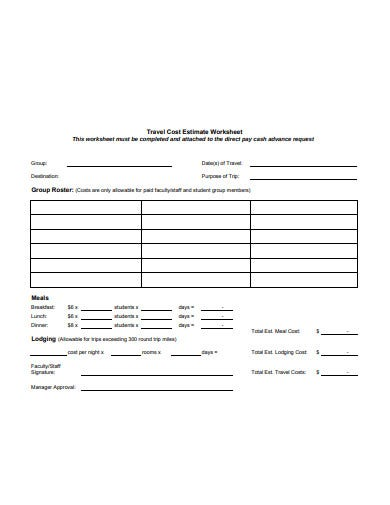 15 estimate worksheet templates excel word numbers pages pdf free premium templates. Black Bedroom Furniture Sets. Home Design Ideas