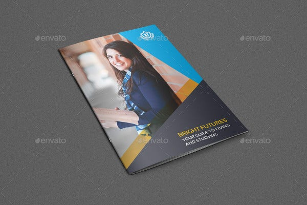 university college brochure bundle