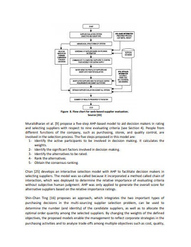 8+ Supplier Evaluation Templates - PDF | Free & Premium Templates