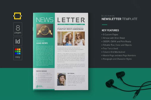 newslettertemplate