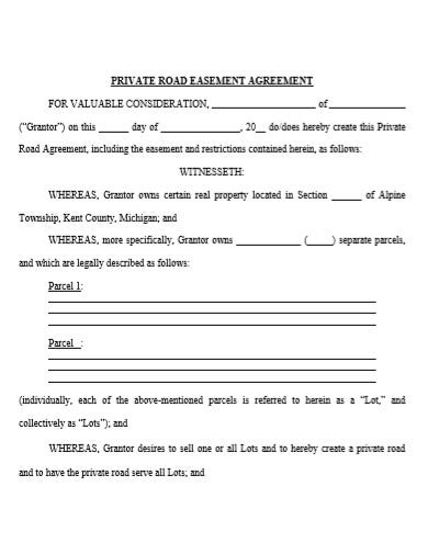 13 Private Agreement Templates Google Docs Word Pages