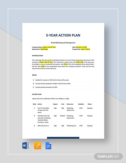 1 Year Plan Template from images.template.net