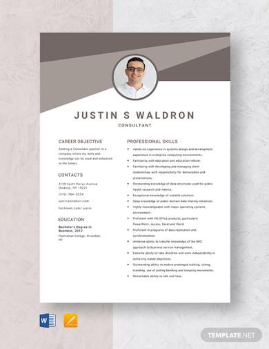 12  basic resume templates