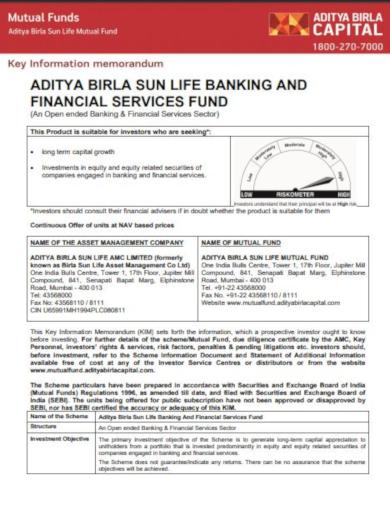 contemporary financial services letterhead template