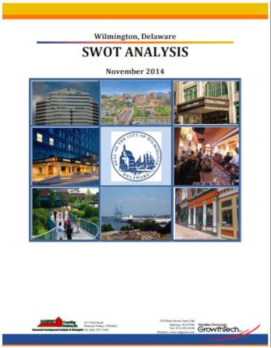 corporate real estate swot analysis