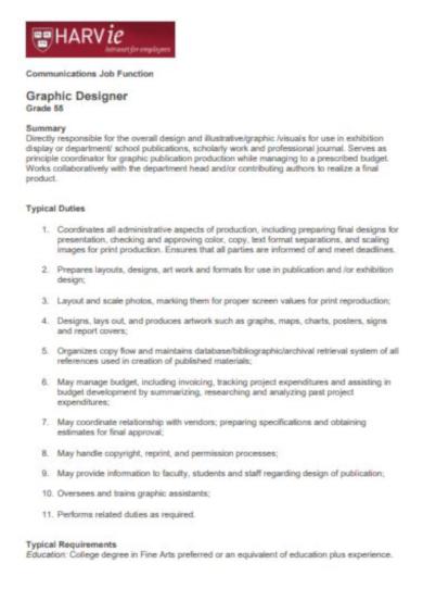 download graphic designer job description template