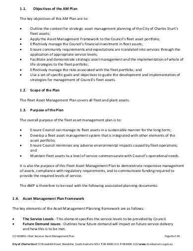 fleet services asset plan1