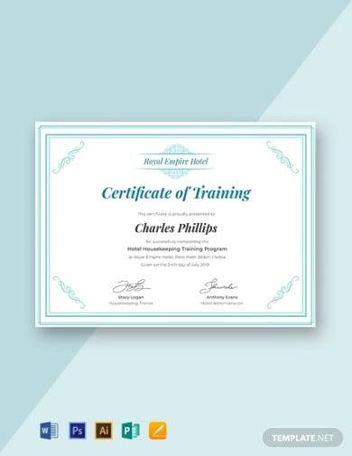 free-hotel-training-certificate-template