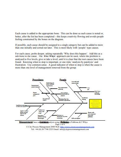 5 Fish Bone Analysis Templates Pdf Word Google Docs Pages Free Premium Templates