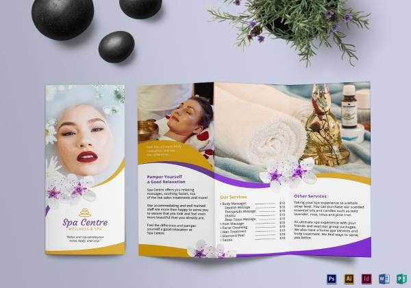 mock up spa trifold brochure 09292017