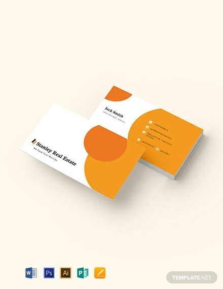 modern real estate business card template 440x570 1