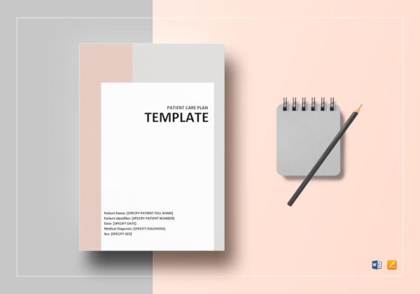 patient-care-plan-template