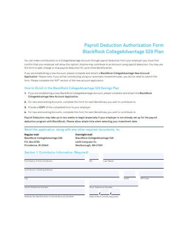 payroll-deduction-authorization-form