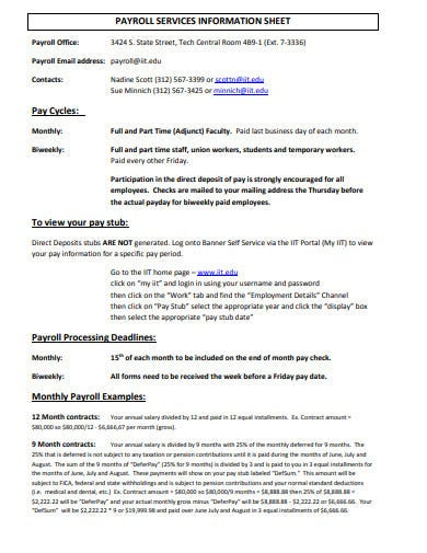 payroll-service-information-sheet