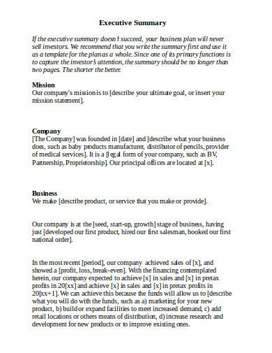 15 Business Plan In Word Google Docs Word Pages Pdf