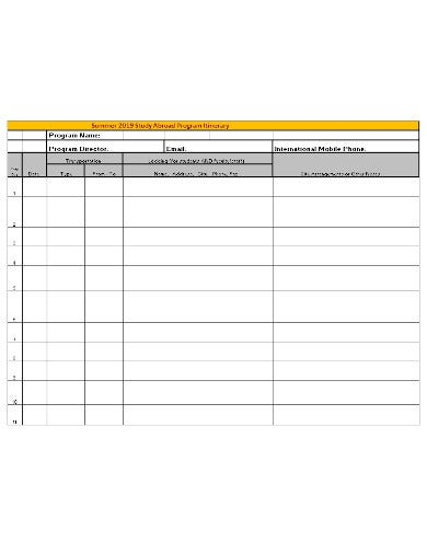 program-printable-itinerary-template