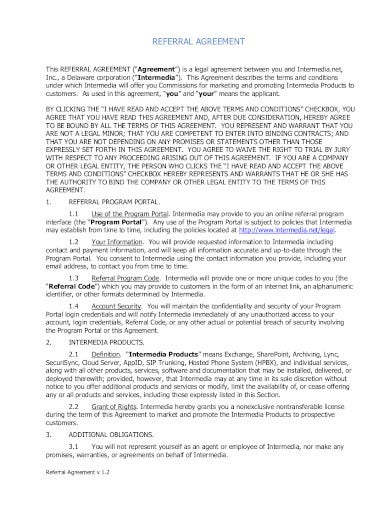 referral agreement format in pdf