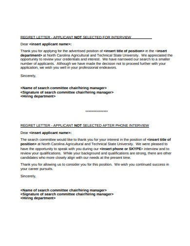 Regret-Letter-Example-in-PDF Job Application Letter Example Pdf on job application icon, application follow up letter example, job application template, job application outline, solicited application letter example, letter of application example, job application references, research example, unsolicited application letter example, job application layout, job letter of resignation, job cover sheet example, school application letter example, application letter format example, poem example, job application format, job application clipart, internship application letter example, job application cover page, curriculum vitae example,