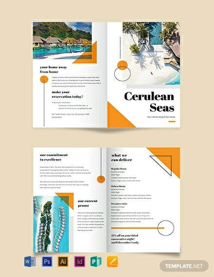 34  indesign brochure templates