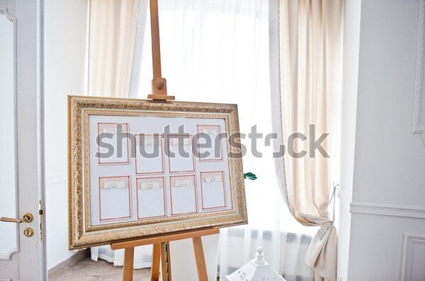 restaurant seating chart template