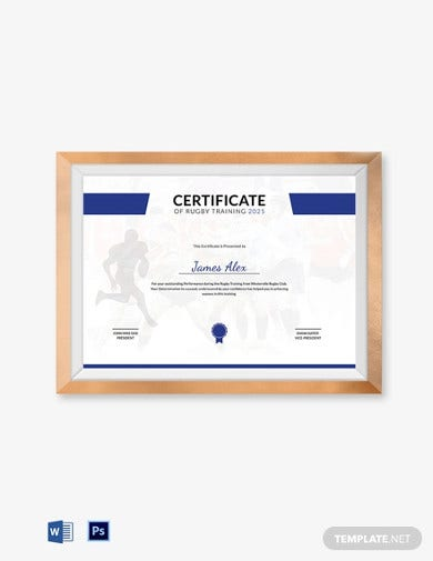 rugby-training-certificate-template