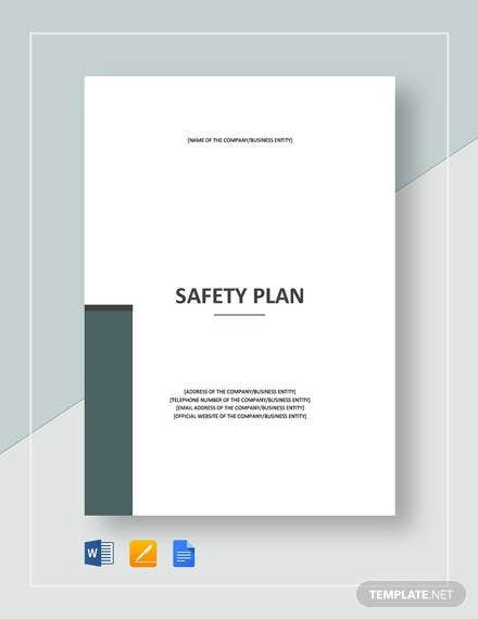 safety plan 1