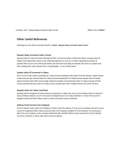 Salary Increase Letter From Employer from images.template.net